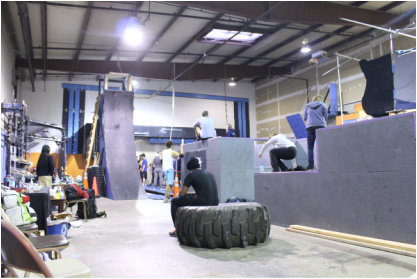 Maryland American Ninja Warrior Gyms
